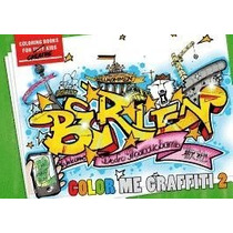 Libro Color Me Graffiti 2, From Here To Fame