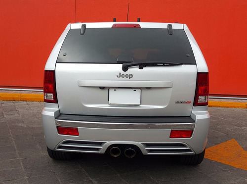 Jeep Grand Cherokee 2009 Blindada Nivel 3 Plus Srt-8 4x4