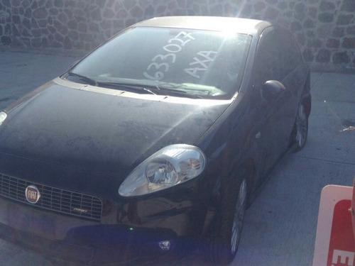Fiat Grande Punto Refacciones Partes Desarme 2008