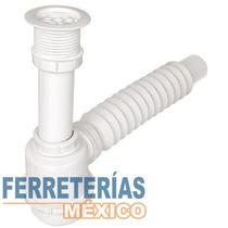 Cespol Fregadero Flexible 1-1/2