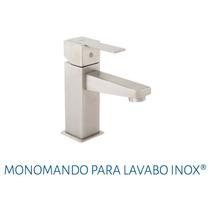 Monomando Para Lavabo Urrea 9435 Inox