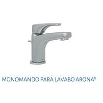 Monomando Para Lavabo Urrea 9415 Arona Cromo