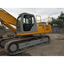 Excavadora Caterpillar 345 Bl Año 2000 Y New Holland 2008