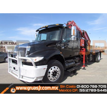 Grua Articulada 4.5 Tons Camion International 2006 Hiab