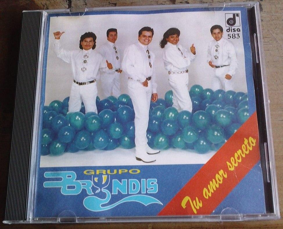 discografia de grupo brindis: