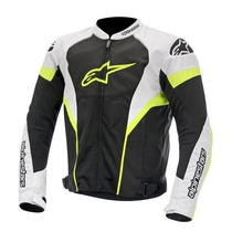 Chamarra Textil Air T-gp Plus R S Alpinestars Motos7602-1221