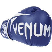 Guantes Para Box Venum Challenger 2.0 Azul Varios Pesos