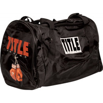 Maleta Title Boxing Individual Sport Bag Box Mma Bjj Thai Bk
