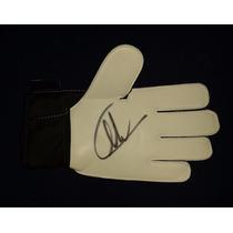 Guante Autografiado Manuel Neuer Bayern Alemania Portero