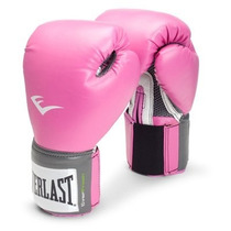 Tb Guantes Everlast Pro Style Boxing Gloves (pink 12 Oz.)