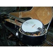Banjo Antiguo Como Nuevo