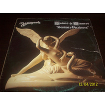 Whitesnake Saints & Sinners Vinyl Lp 1982 Sunburst Records