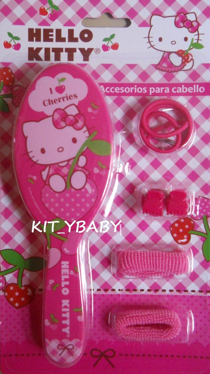 Accesorios De Baño Hello Kitty:Hello Kitty, Accesorios Para El Cabello, Sanrio, Fiesta – $ 3000 en