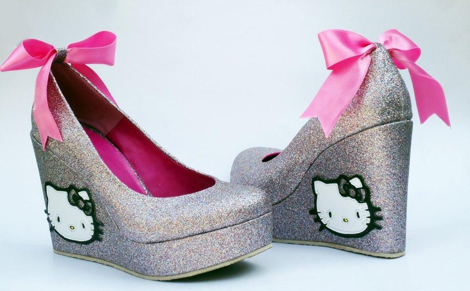 Zapatos Hello Kitty Zapatos