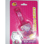 Hello Kitty Brillos Labiales - Reloj Con Brillo Labial -