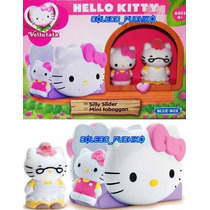 Hello Kitty Vellutata Playset Slider Set Juego Resbaladilla