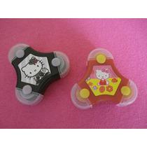 Sellos Juego De 2 Triángulos Rodantes Hello Kitty Clasica