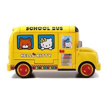 Hello Kitty 40 Aniversario Del Autobús Escolar Playset