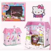 Hello Kitty Casa De Princesas