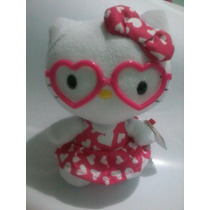 Peluche Hello Kitty Rosa Original Ty Lentes