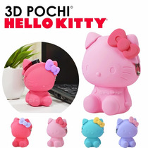 Monedero Pochi 3d Hello Kitty