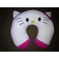 Almohada Hello Kitty Viaje