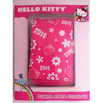 Funda Para Celular Hello Kitty Calcetin! Nuevo