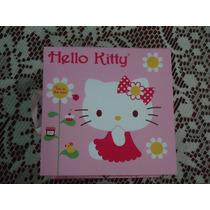 Alhajero Rosado C/espejo Y Cajon Hello Kitty By Sanrio