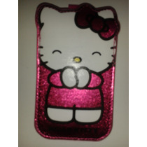 Funda Hello Kitty Calcetin Cartera Iphone Samsung Nokia Lg