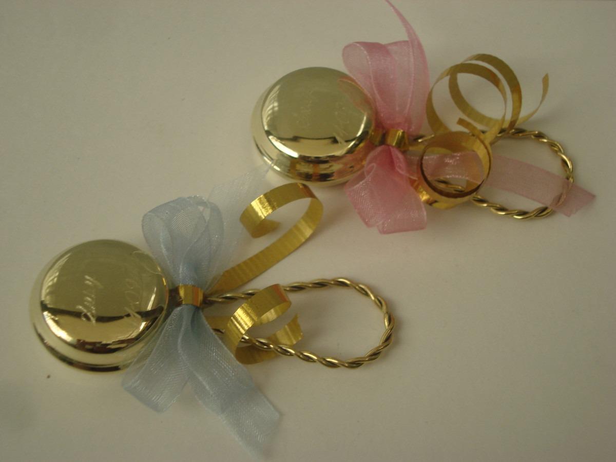 Hermosas Sonajas *ideales Para Baby Shower, Bautizos Y Mas $ 25.00