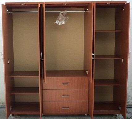 Closet moderno fotos imagui for Closet de madera modernos pequenos