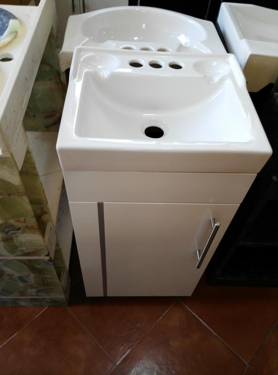 Hermoso mueble de ba o ceramica mdf nistic 1 en for Precio de ceramica para bano