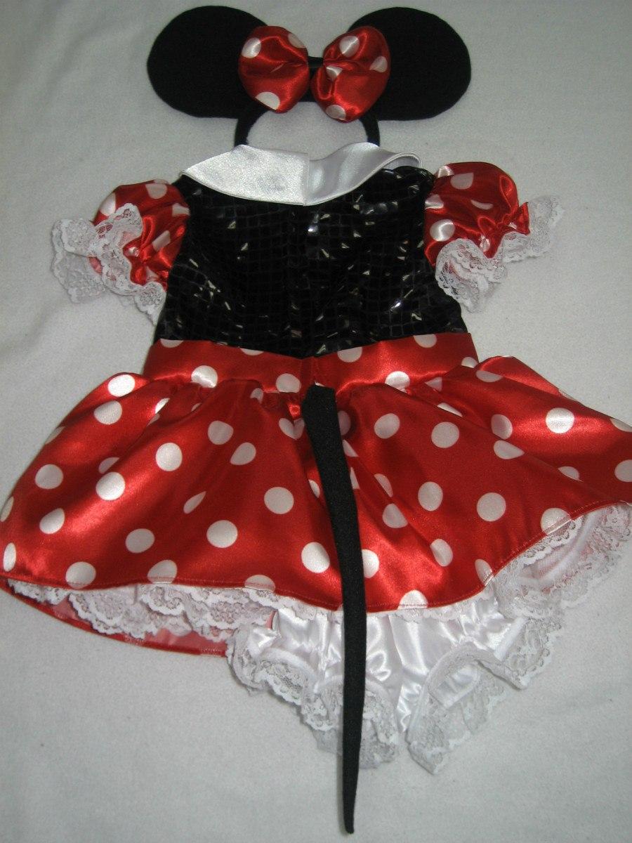 Hermosos Trajes Inspirados En Disfraz Mimi Minnie Mouse ...