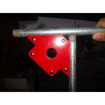 Escuadras Magnetizadas Para Soldar 3,4,5 Pulgadas