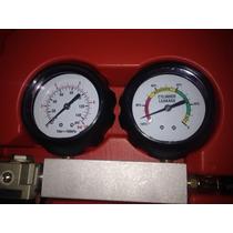 Medidor De Fuga Compresion Compresometro