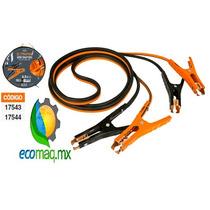 Cables Pasa Corriente Con Funda Truper 3 Mts 17543 Ecomaqmx