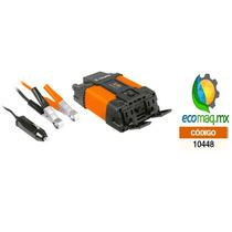 Inversor De Corriente 200w C/ Usb Truper 10448 Ecomaqmx