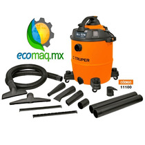 Aspiradora Sopladora 6.5 Hp 16 Galones Truper 11100 Ecomaqmx