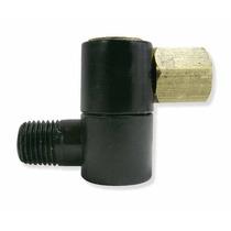 Conector Articulado Para Mangueras 1/4 Npt Surtek 108100 Hm4