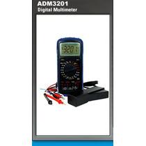 Multimetro Digital Automotriz Uei Adm3201 T/entrega 30 Dias