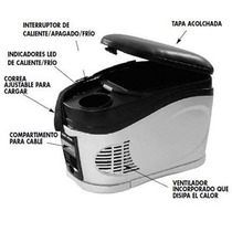 Hielera Nevera Portatil Para Auto Frio Calor Black Decker