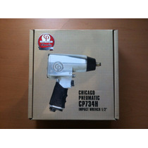 Pistola De Impacto Chicago Pneumatic 734h 1/2 Made In Japan