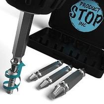 Dañado Tornillo Remover Y Extractor Juego Por Stop Producto