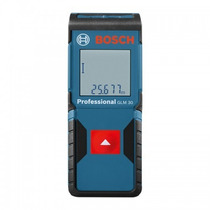 Telemetro Medidor De Distancia Láser 15 - 30 M Bosch Glm 30