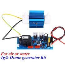Generador De Ozono Ajustable 110v 1gr/hr Con Potenciador