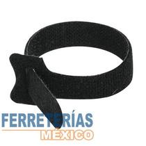 Cincho Reusable De Contacto Doble, 15cm 20pz Voltech 46327