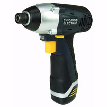 Llave De Impacto Inalambrica 12v 1/4 Litio Chicago Dewalt