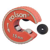 Cortador De Tubo - Rolson 15mm Cobre Rotary Acción Calidad