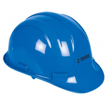 Casco De Seguridad Color Azul