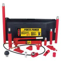 Porto Power Para 10 Toneladas Más 13 Accesorios